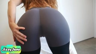 Amazing Tight Yoga Pants Fuck